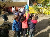 Respect! El projecte  propi i transversal del menjador escolar de TENO